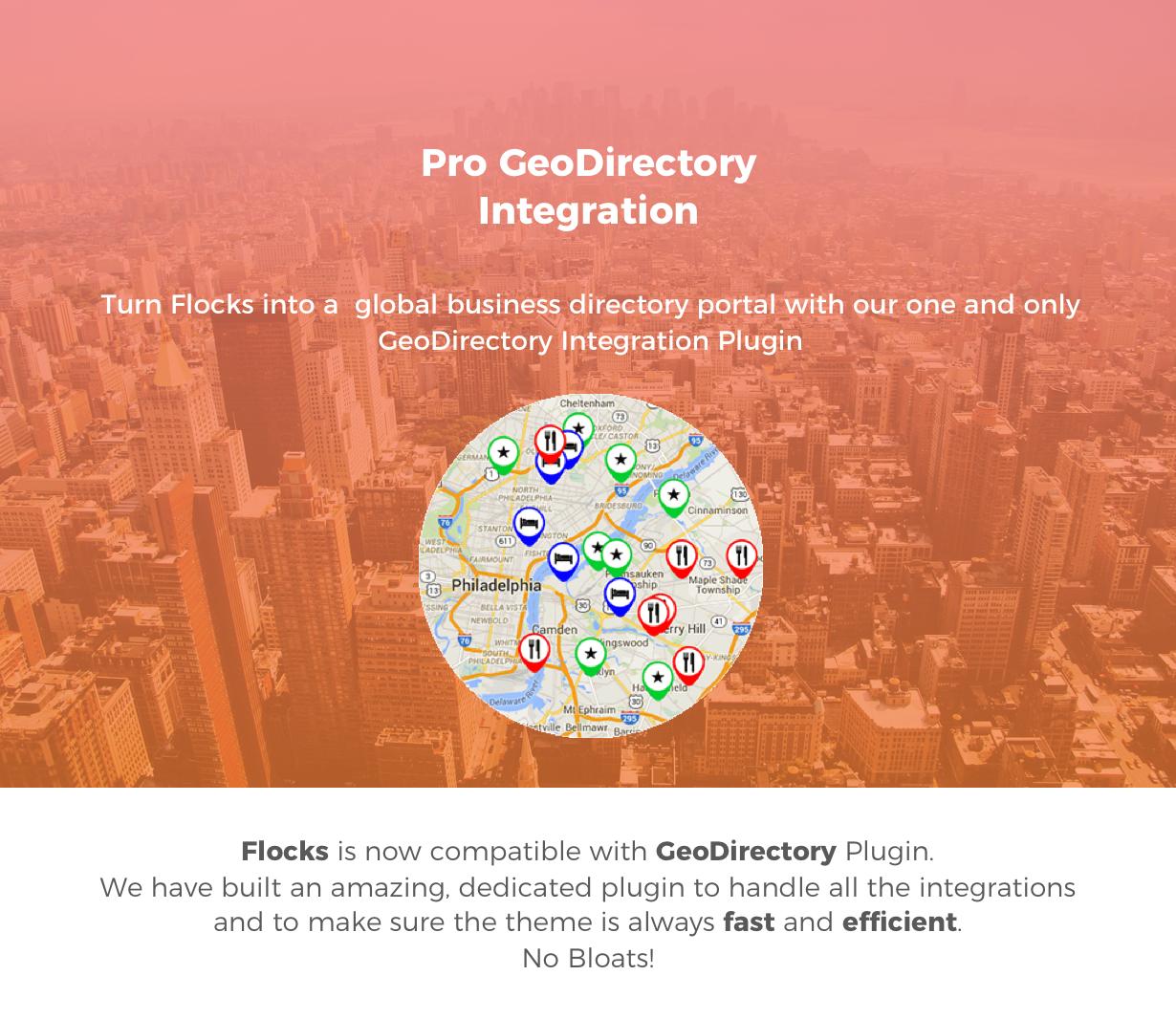Geodirectory Integration