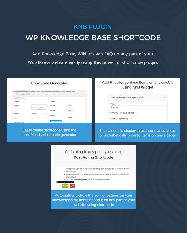 Thrive Knowledgebase