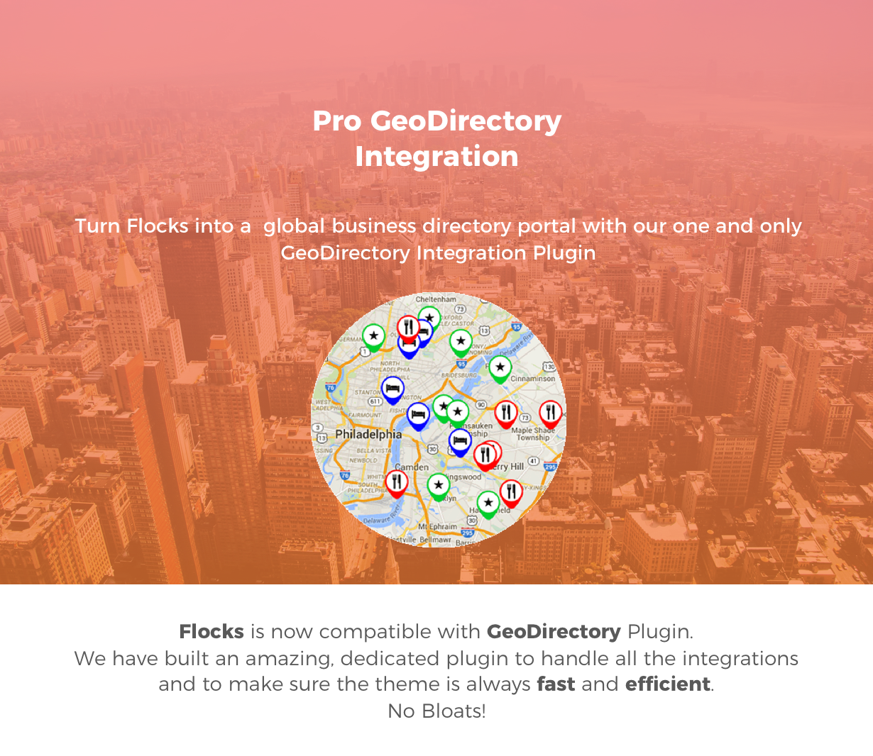 Geodirectory Integration